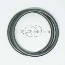Nicerings - large rings (pair) - Gray